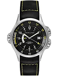 Khaki Navy GMT Men's Automatic Watch H77645333