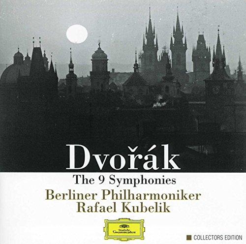 dvorak symphonies kubelik - 2