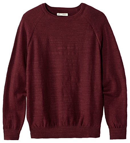 heather Burgundy Celio Homme Marron Jemoss Pull qww6R1z