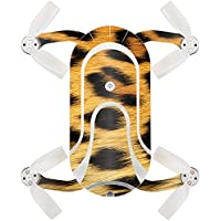 Skin For ZEROTECH Dobby Pocket Drone – Cheetah | MightySkins Protective, Durable, and Unique Vinyl Decal wrap cover | Easy To Apply, Remove, and Change Styles | Made in the USA