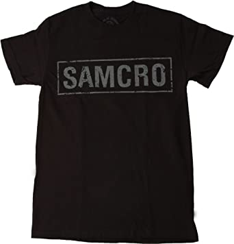 Samcro t-shirt white dress