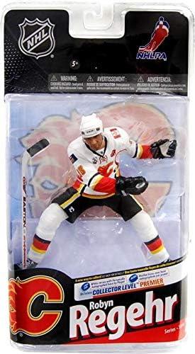 Robyn Regehr White Jersey Variant NHL Hockey 6 Inch Action Figure Series 24