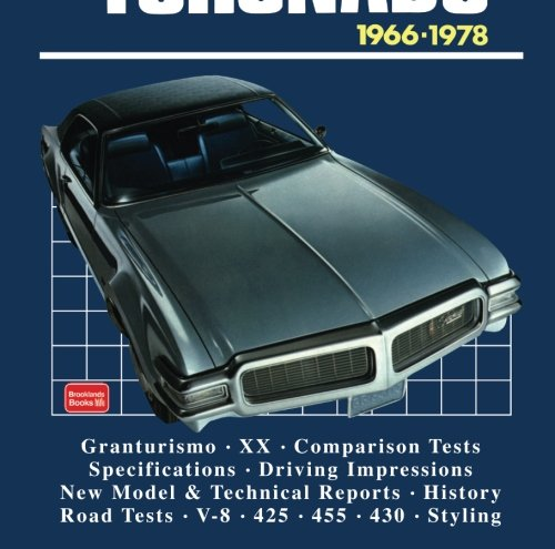 Oldsmobile Toronado 1966-1978 (Brooklands Road Tests)