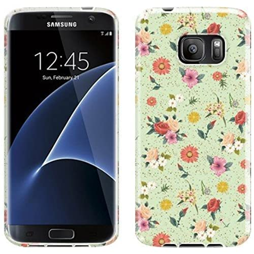 NextKin Flexible Slim Silicone TPU Skin Gel Soft Protector Cover Case For Samsung Galaxy S7 Edge G935 - Colorful Sales