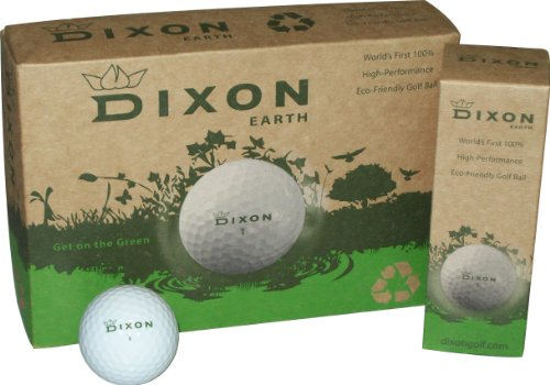 Dixon Earth Golf Balls (One Dozen)