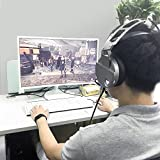 Gaming Headset, 7.1 Surround Stereo Sound Noise