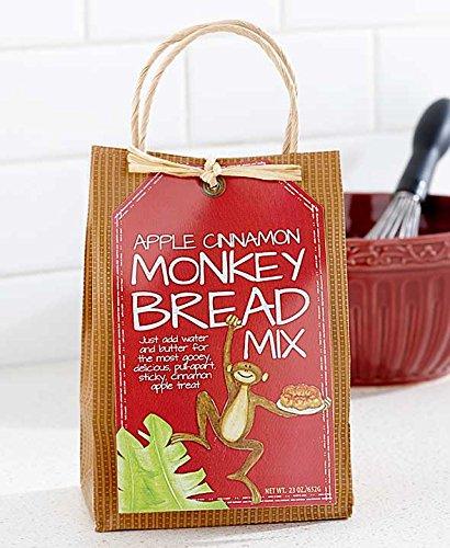 Gourmet Apple Cinnamon Monkey Bread - Apples Monkey