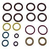 Crosman Benjamin Marauder BP2220 .22 Air Pistol Full 2X Color Coded Captain O-Ring Rebuild Kit