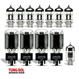 Tung-Sol Tube Upgrade Kit For Fender Pro Tube Concert Amps 6L6GCSTR/12AX7/12AT7