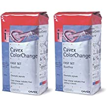 Cavex ColorChange Alginate - Fast Set (2)