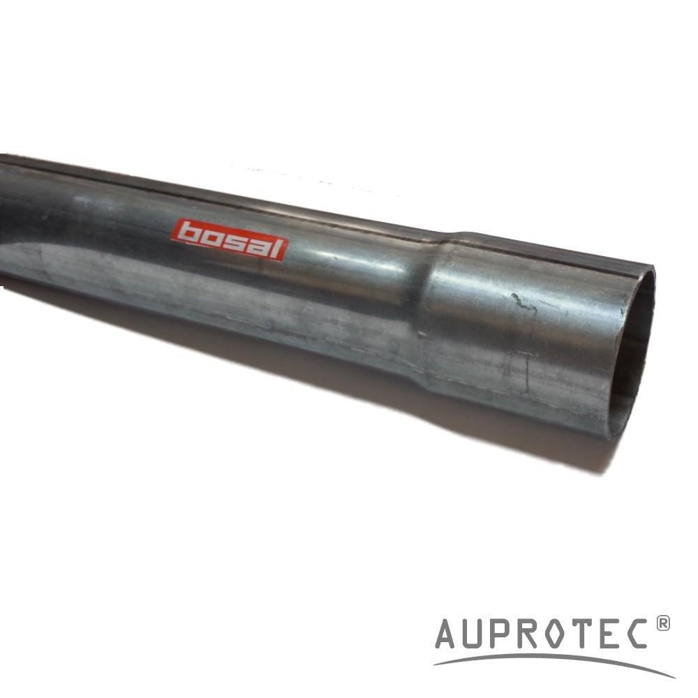 40 cm Universal Auspuffrohr /Ø 70 mm einseitig aufgeweitet Abgasrohr Rohr Abgasanlage Pkw Lkw