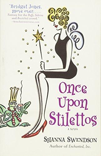 Once Upon Stilettos (Katie Chandler, Book 2)
