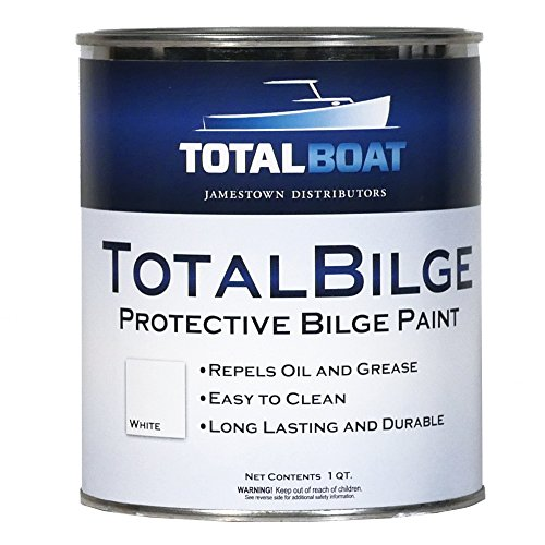 TotalBoat TotalBilge Paint (White, Quart) ()
