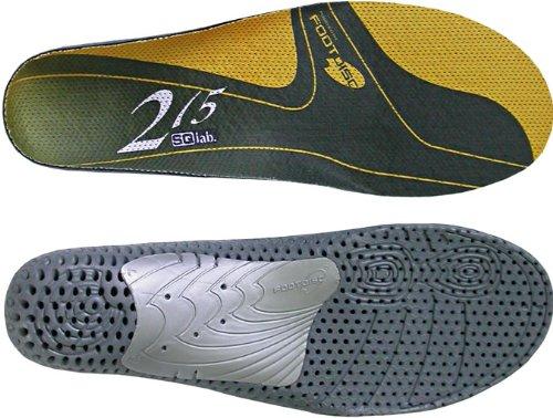 SQlab Schuhzubehör 215 Einlegesohle gelb (Größe: 44-46)