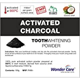 Wonder Care - 900°C Activated Charcoal Teeth Whitening Powder (100g) (100g)