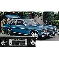 1973-1981 Buick Skylark USA-630 II High Power 300 watt AM FM Car Stereo/Radio with iPod Docking Cable