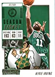 2018-19 NBA Contenders Season Ticket #32 Kyrie Irving Boston Celtics Official Basketball Card made by Panini