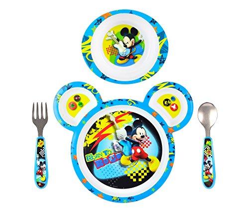 First Years Disney 4 Piece Feeding