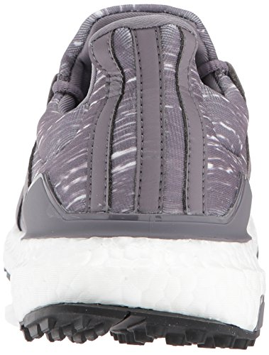adidas Women's W Climacross Boost Golf-Shoes, Trace Grey/Grey Two Core Black, 9 M US by adidas (Image #2)