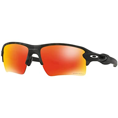 0e63fa8d6c Oakley Men s Flak 2.0 XL Non-Polarized Iridium Rectangular Sunglasses