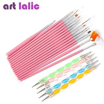 Nail Art Brushes Nail Art Brush Nail Art Polish Brushes Tool Kit