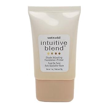 1362729205d2 Wet n Wild Intuitive Blend Shade Adjusting Foundation + Primer, Fair 1 oz