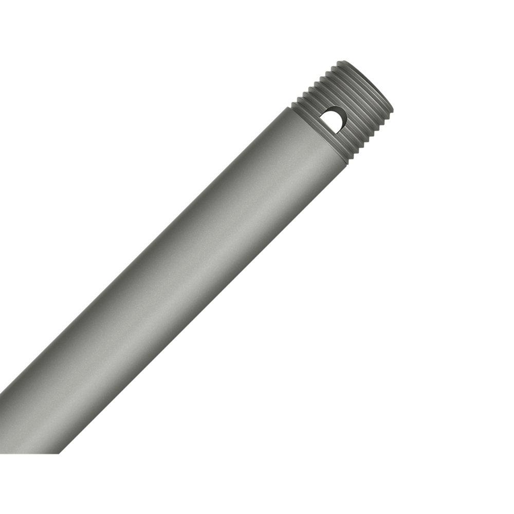 Hunter Fan Company 99307 Matte Silver 72'' Downrod for Ceiling Fans,