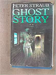 Ghost Story by Peter Straub (English) MP3 CD Book