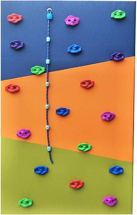 HSJCZMD Muro de Escalada para niños, presas de Escalada ...