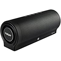 Holiper 20W Portable Wireless Bluetooth Speakers with Bass,Micro-SD Card Slot,Mic, HD Surround Sound, subwoofer,Durable Design for Laptop/iPhone/Android/iPad/Phones/Tablet/desktop computer,Black