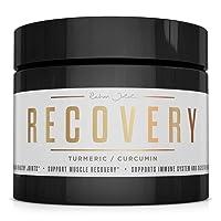 Recovery Turmeric Curcumin Workout Powder Drink Mix   Natural Anti-inflammatory...