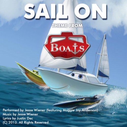 """Sail Mp3 Free Download: Amazon.com: Sail On (Theme From """"Boats"""") [feat. Maggie Joy"""