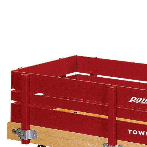 Radio Flyer Town and Country Wagon by Radio Flyer (Image #2)