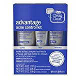 Clean & Clear Advantage Acne Control Kit with