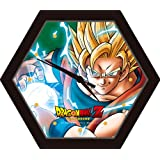 82-piece jigsaw puzzle JIGSAW CLOCK mini Dragon Ball Z grandson Goku