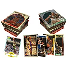 NBA Basketball Card Collector Box Over 500 Different Cards.