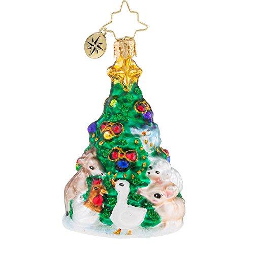Christopher Radko Farm Fresh Little Gem Christmas Ornament #1019201