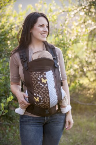 Image of the Beco Soleil Baby Carrier - River