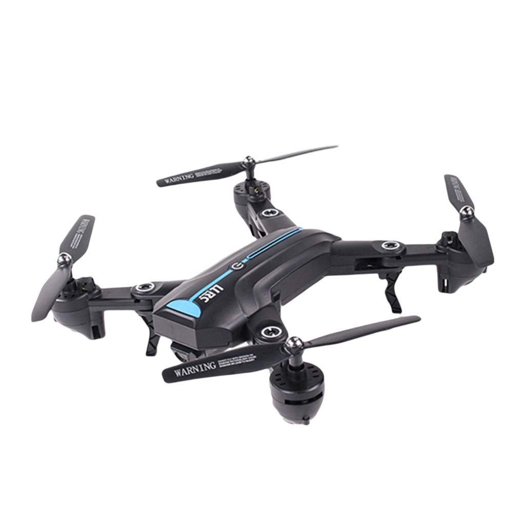 Jamicy RC Quadcopter, Quadcopter, LLRC 2,4 GHz GPS Weitwinkel 1080P / 720P HD WiFi Kamera FPV Faltbare RC Quadcopter Drohne (720P)