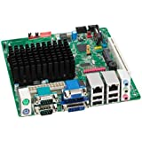Intel D2500CCE Atom D2500 Dual LAN & Dual COM Mini-ITX Motherboard, BLKD2500CCE