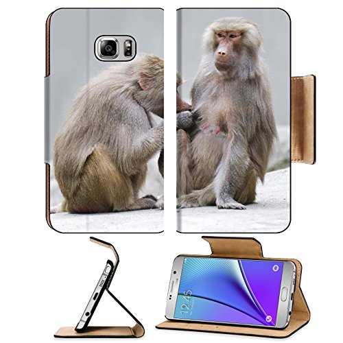 msd-premium-samsung-galaxy-note-5-flip-pu-leather-wallet-case-note5-image-id-14744895-two-baboons-en
