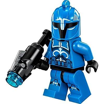 LEGO Star Wars The Clone Wars Loose Senate Commando Captain Minifigure [Loose]