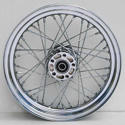 Ultima Complete Chrome 40 Spoke Rear Wheel 16