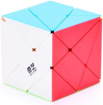 Qiyi Axis Stickerless Magic Cube