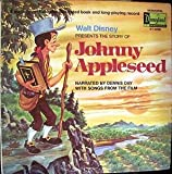 Walt Disney Presents Dennis Day In The Story Of Johnny Appleseed