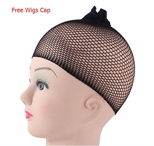 eNilecor Short Wigs for Women with Air Bangs 14\
