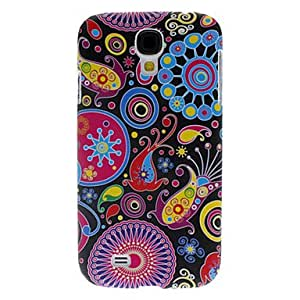 TOPMM Special Design Colorful Pattern Hard Case for Samsung Galaxy S4 I9500