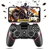 ACGEARY Wireless Bluetooth Android Game Controller Mobile Gaming Controller Gamepad Joystick Compatible for iOS/Android Phone/PC Windows/Tablet/Smart TV/TV Box/ PS3