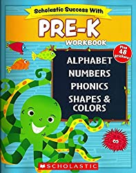 Image of the product Scholastic   PRE K that is listed on the catalogue brand of .