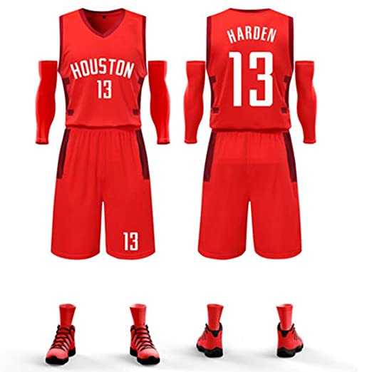 13 # James Harden Conjunto De Camiseta De Baloncesto De La NBA De ...